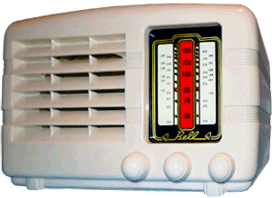 Colt - the radio that made Bell